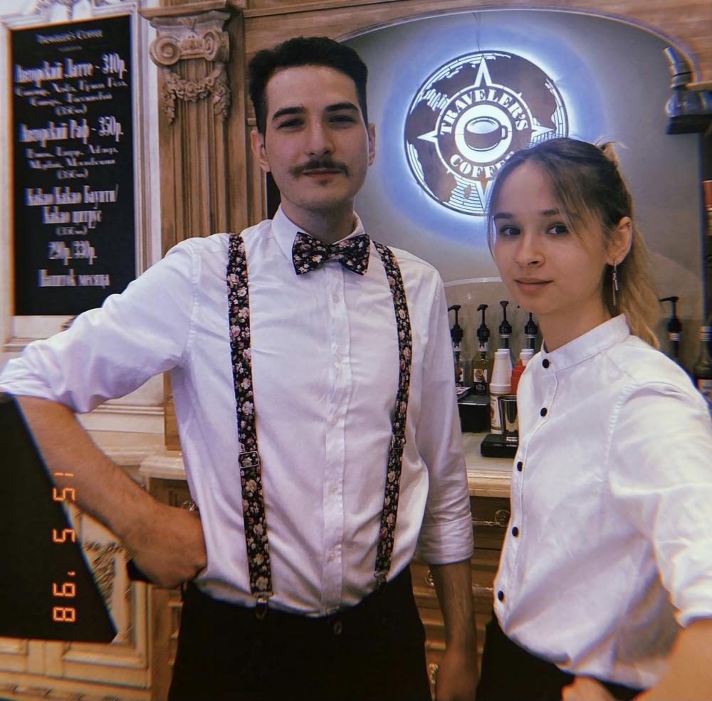 Москва<br/>Traveler's Coffee<br/>235 руб/ч