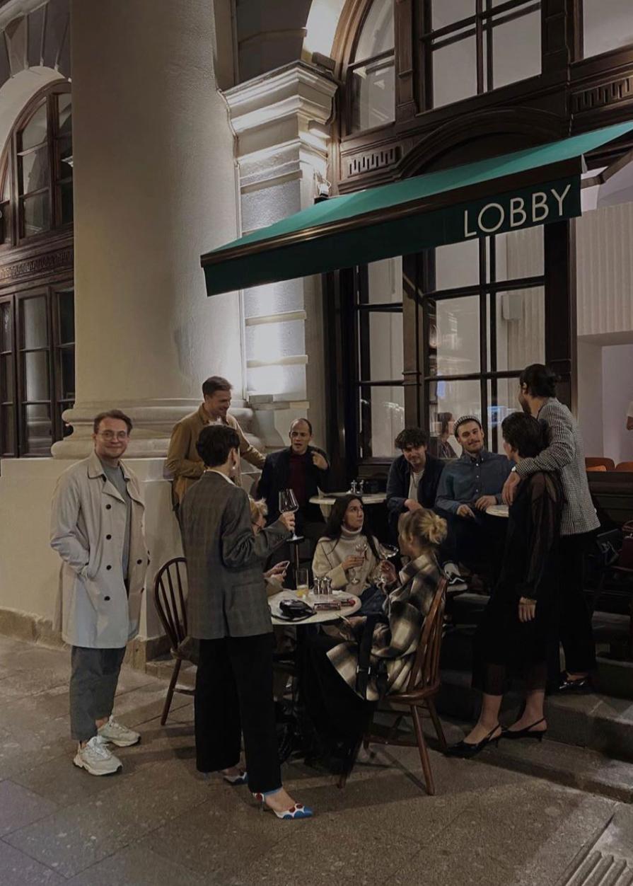 Город: Москва<br/>Заведение: Lobby.moscow<br/>ставка: 250-270 руб/ч