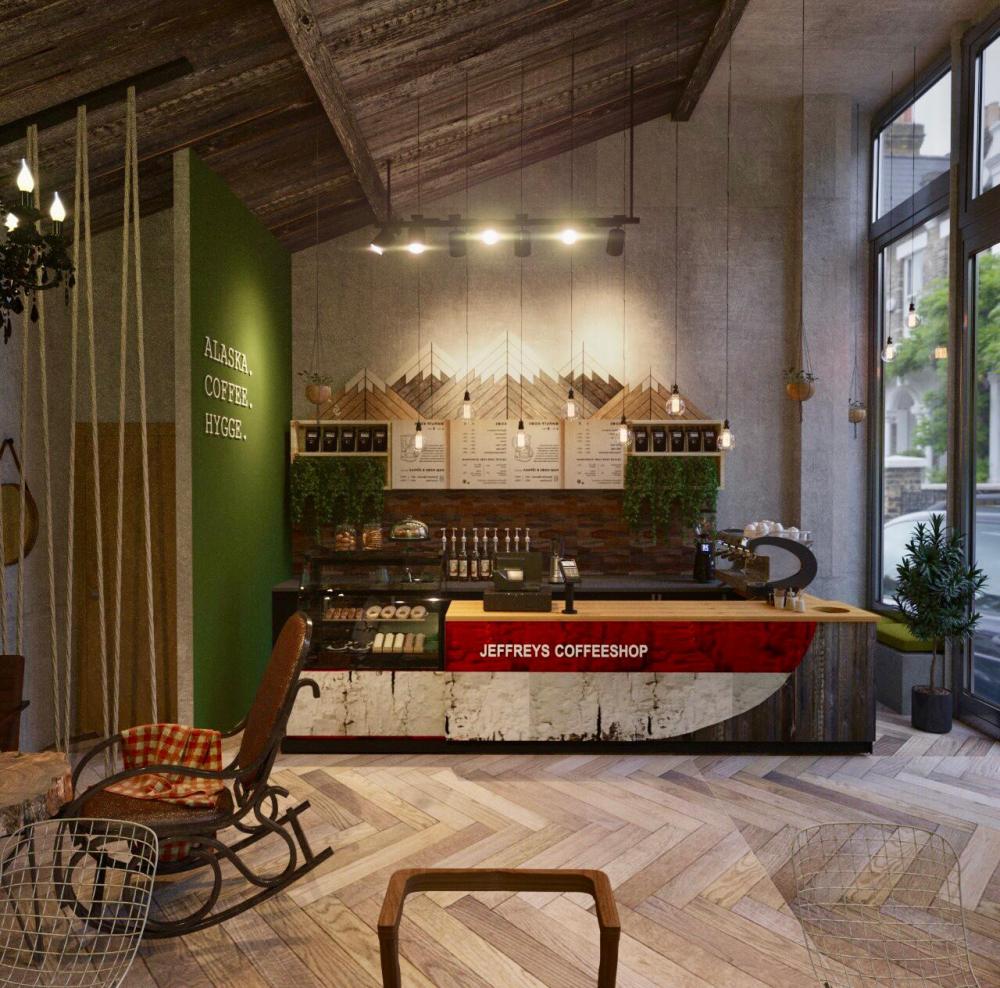 Москва<br/>Jeffrey's coffeshop & cider, Ботанический сад<br/>От 200 руб/ч + % руб/ч