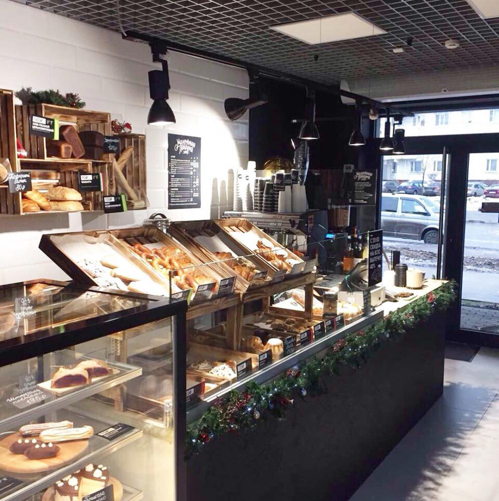 Москва<br/>Маленькая Пекарня<br/>2400 в день руб/ч